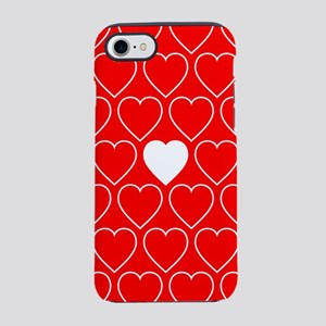 Love Heart, Time to Show You iPhone 8/7 Tough Case