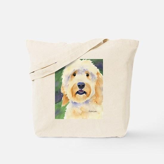 Goldendoodle Tote Bag