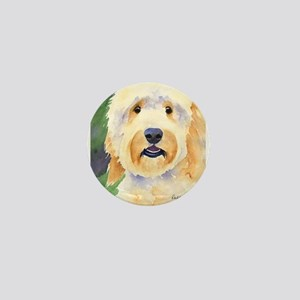 Goldendoodle Mini Button