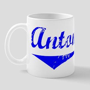Antony Vintage (Blue) Mug