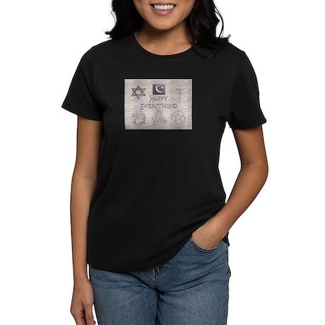 Happy Everything Women's Dark T-Shirt