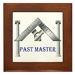 Past Masters Framed Tile
