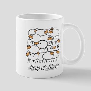 Heap Of Sheep Mug