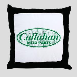Callahan Auto Parts Sandusky Ohio gre Throw Pillow