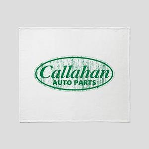 Callahan Auto Parts Sandusky Ohio gr Throw Blanket