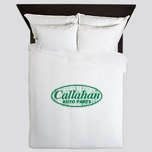 Callahan Auto Parts Sandusky Ohio gree Queen Duvet