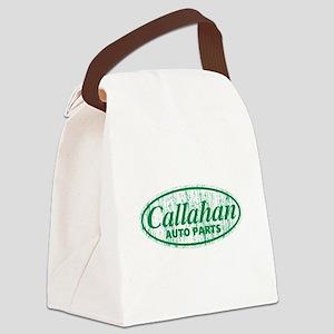 Callahan Auto Parts Sandusky Ohio Canvas Lunch Bag