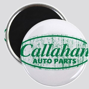 Callahan Auto Parts Sandusky Ohio green Magnets