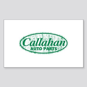 Callahan Auto Parts Sandusky Ohio green Sticker