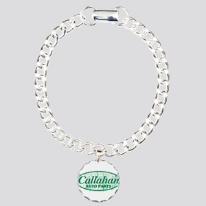 Callahan Auto Parts Sand Charm Bracelet, One Charm