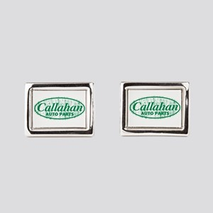 Callahan Auto Parts Sandusky Rectangular Cufflinks
