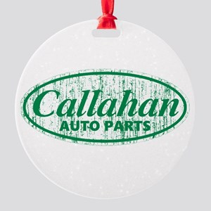 Callahan Auto Parts Sandusky Ohio g Round Ornament