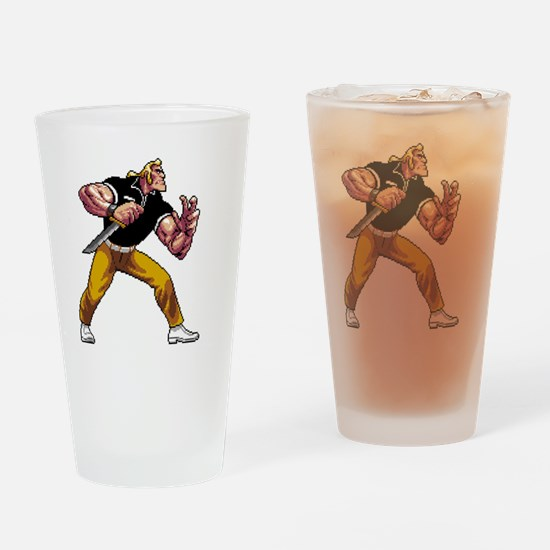 Unique Brock Drinking Glass