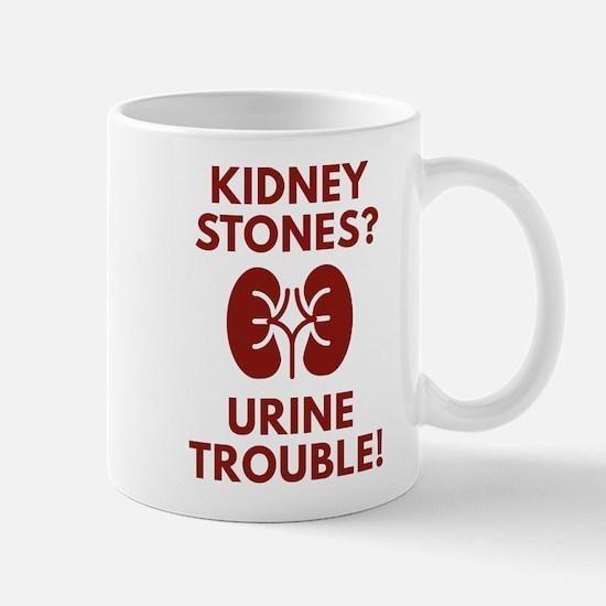 Urine Trouble Mug