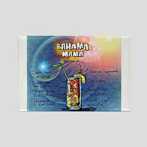 Bahama Mama (Blue) Magnets