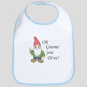 Oh Gnome You Di'nt! Bib