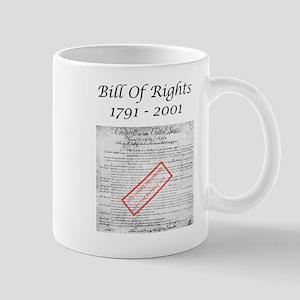 Bill of Rights 1 Mug