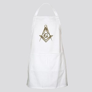 The Square and Compasses BBQ Apron