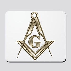 The Square and Compasses Mousepad