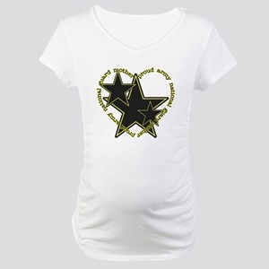 Proud Guard Mom Maternity T-Shirt