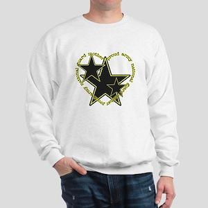 Proud Guard Mom Sweatshirt