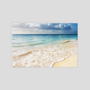 Beautiful Beach 4' X 6' Rug