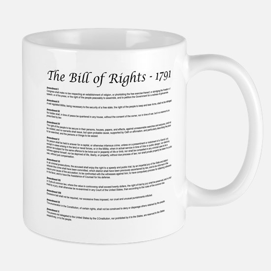Bill of Rights 2 Mug