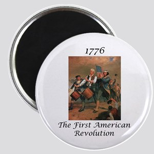 2nd American Revolution Magnet