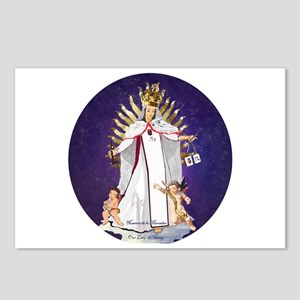 Our Lady of Mercy Postcards (Package of 8)