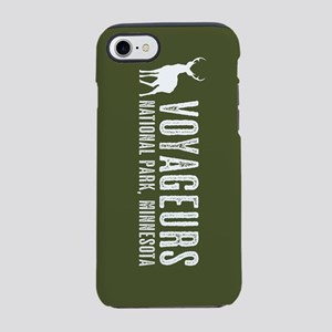 Deer: Voyageurs, Minnesota iPhone 8/7 Tough Case