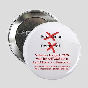 2nd American Revolution Button