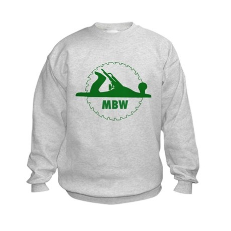 MBW Podcast Kids Sweatshirt