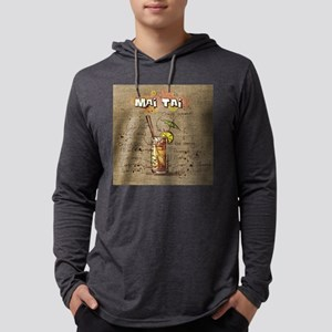Mai Tai (Canvas) Long Sleeve T-Shirt