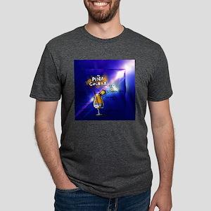 Pina Colada (Shiny Blue) T-Shirt
