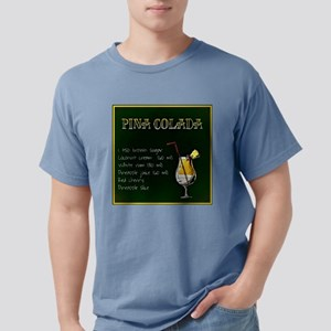 Pina Colada (Green/Yellow) T-Shirt