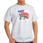 champ 9-11Ash Grey T-Shirt