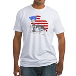 champ 9-11 Fitted Tee (Made in the USA)