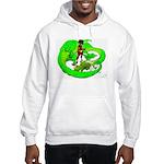 the Dragon Lady Hooded Sweatshirt