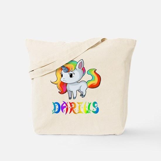 Unique Darius Tote Bag