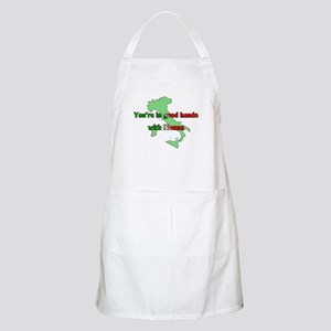 Your in good hands with Nonna BBQ Apron