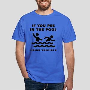 Urine Trouble Dark T-Shirt
