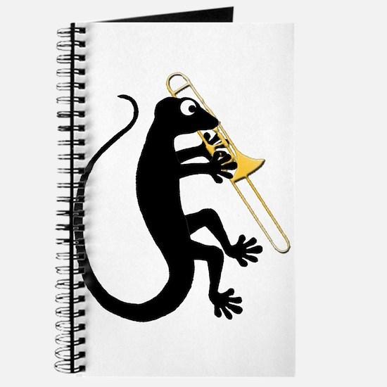 Gecko Trombone Journal