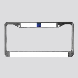 Bloody Mary License Plate Frame