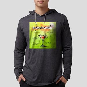 Cosmopolitan (Green) Long Sleeve T-Shirt