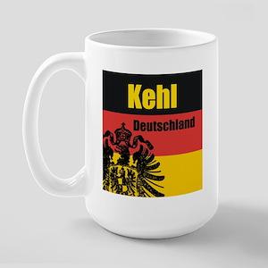 Kehl Deutschland Large Mug