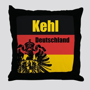 Kehl Deutschland Throw Pillow