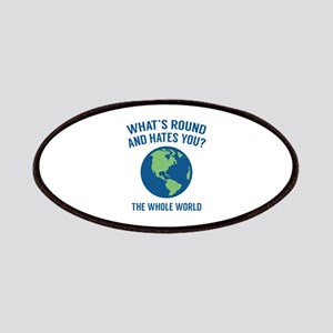 The Whole World Patches