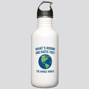 The Whole World Stainless Water Bottle 1.0L