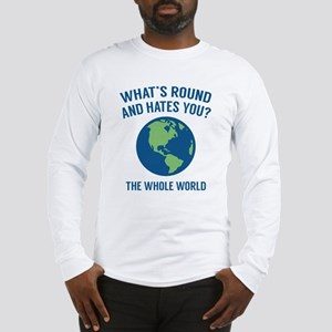 The Whole World Long Sleeve T-Shirt