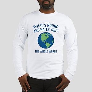 The Whole World Long Sleeve T-Shirt